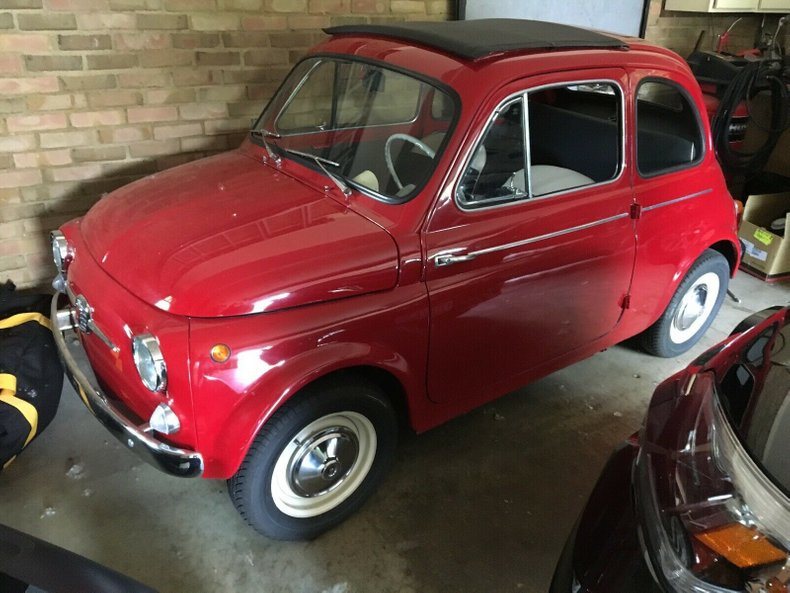 1962 Fiat 500 For Sale