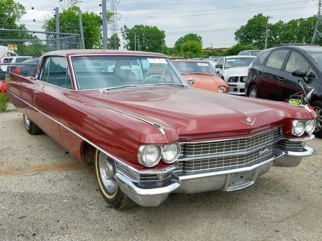 1963 Cadillac Series 62 For Sale