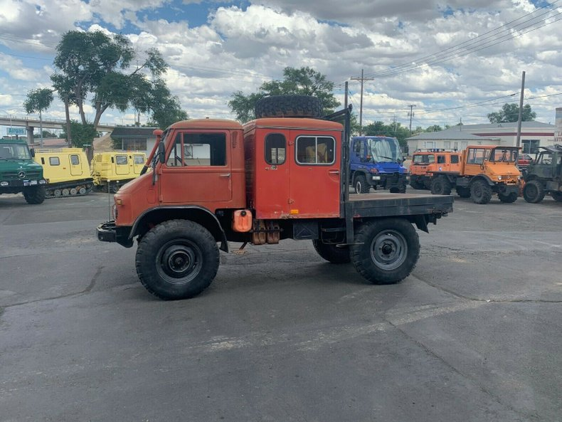 1965 Mercedes-Benz Unimog 404 for sale #169737 | Motorious