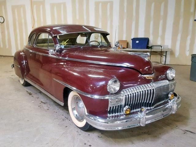 1948 DeSoto Deluxe