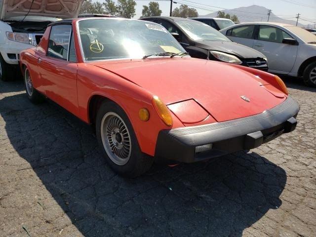 1975 Porsche 914/4