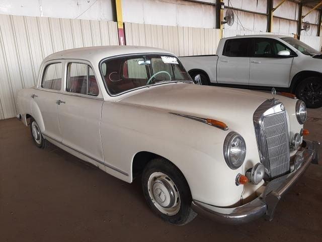 "1960 Mercedes-Benz ""Ponton"""