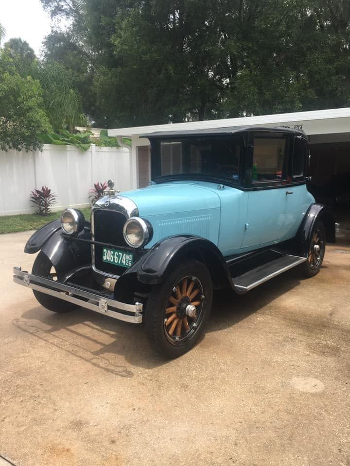 1926 Studebaker Standard Six ER