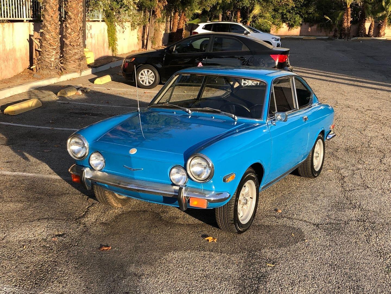 1970 Fiat Sport 850