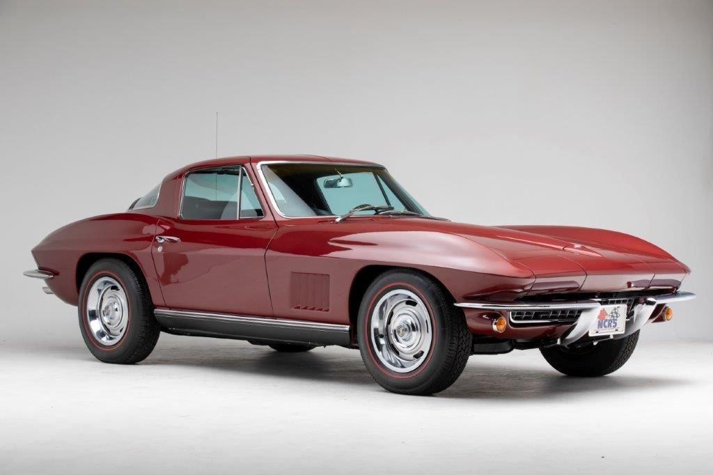 1967 chevrolet corvette coupe a c