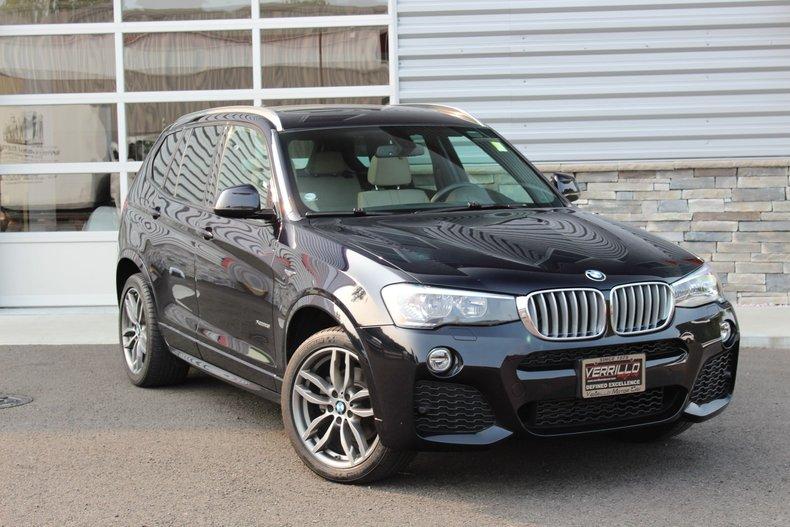 2017 BMW X3 M Sport Package