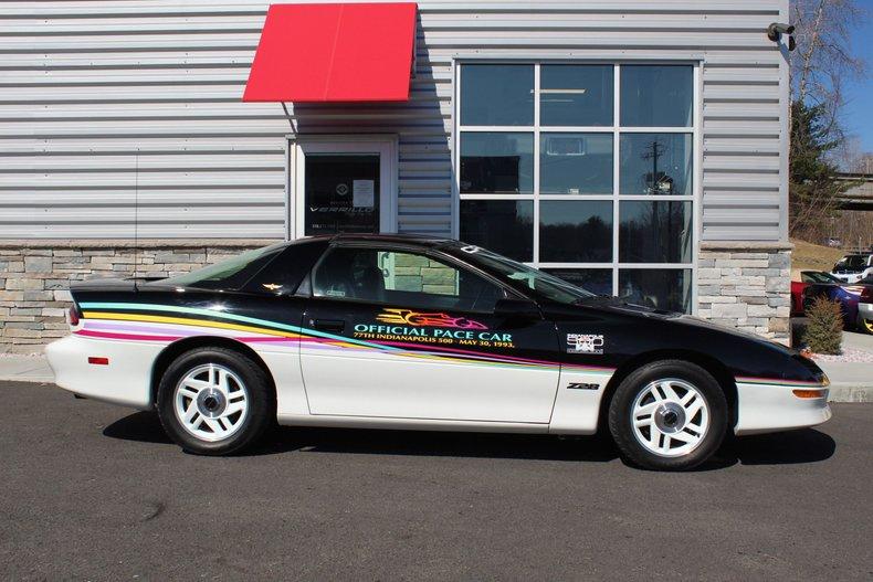 1993 Chevrolet Camaro 11