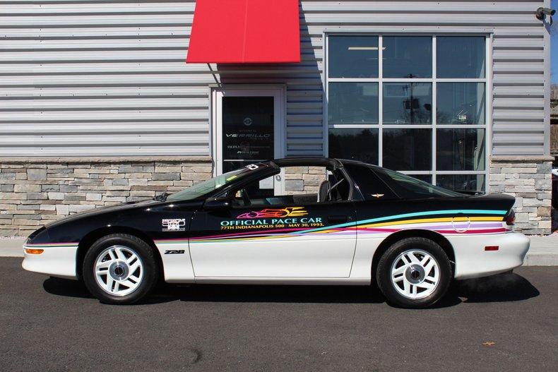 1993 Chevrolet Camaro 7