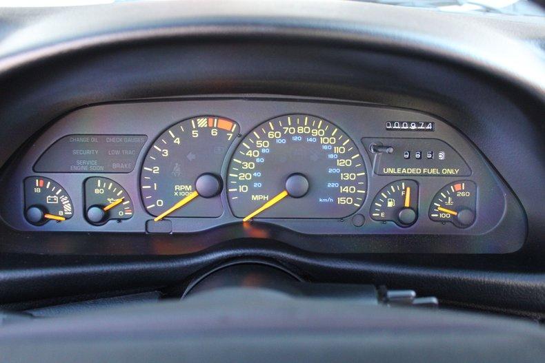 1993 Chevrolet Camaro 27