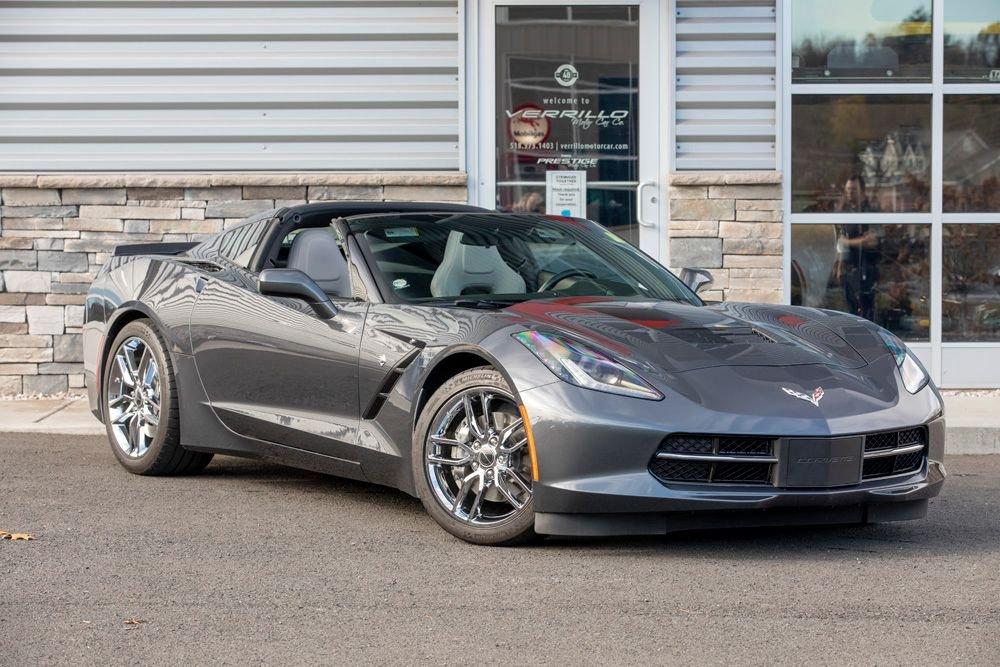 2014 chevrolet corvette stingray 1 owner