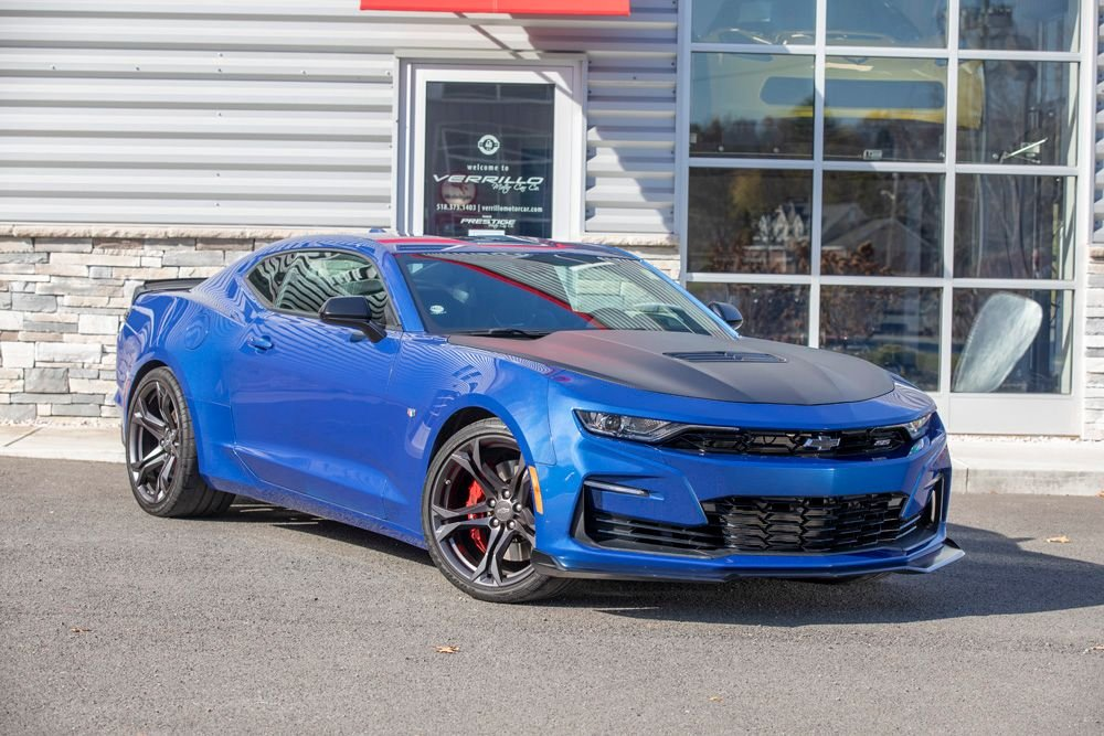 2020 chevrolet 2 ss camaro 1le package