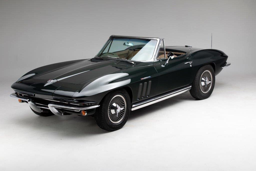 1965 chevrolet corvette convertible 327 375 hp fuel injection