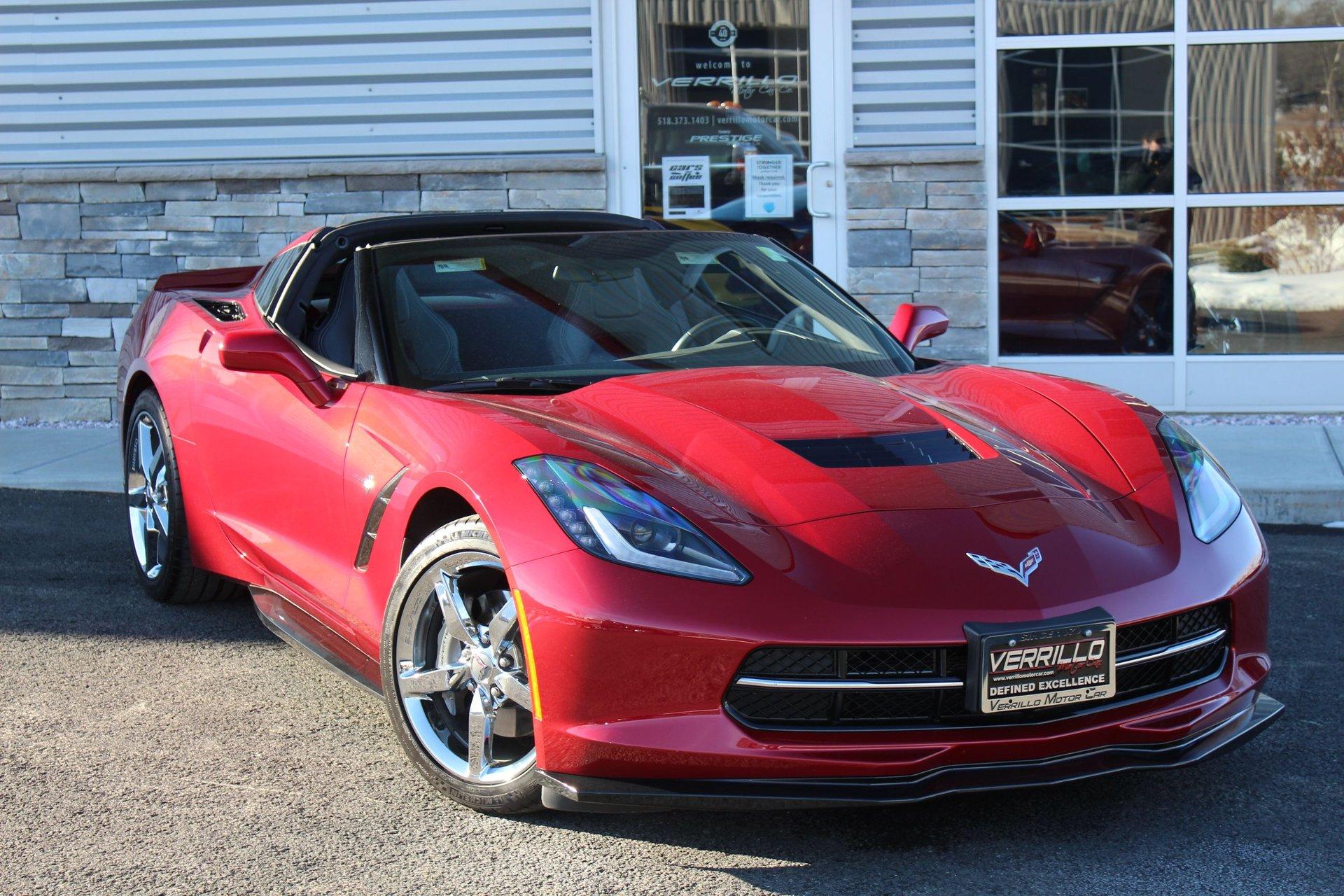 2014 chevrolet corvette stingray 2dr cpe w 1lt