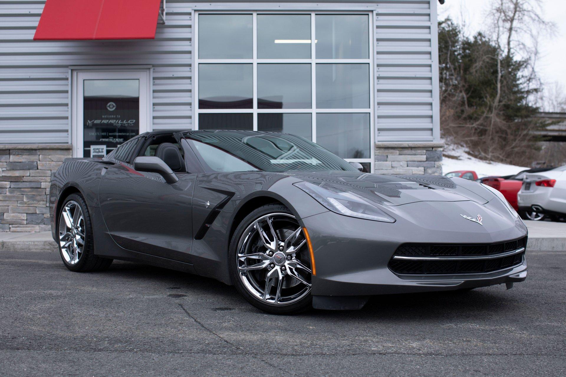 2015 chevrolet corvette 2dr stingray z51 cpe w 3lt