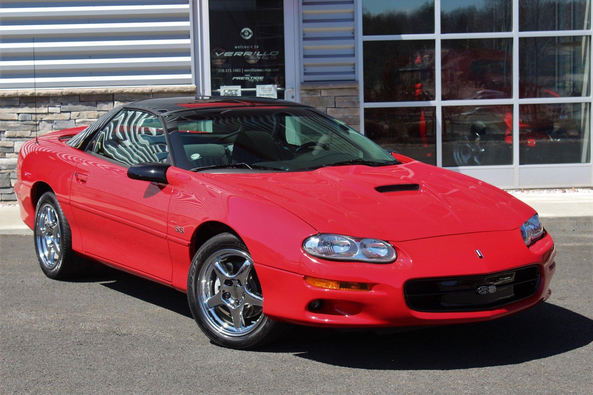 1998 chevrolet camaro 2dr cpe z28