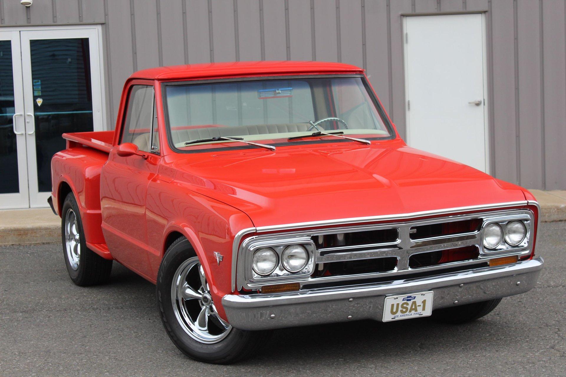 1968 gmc 100