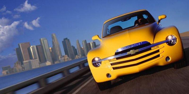 2004 chevrolet ssr reg cab 116 0 wb ls