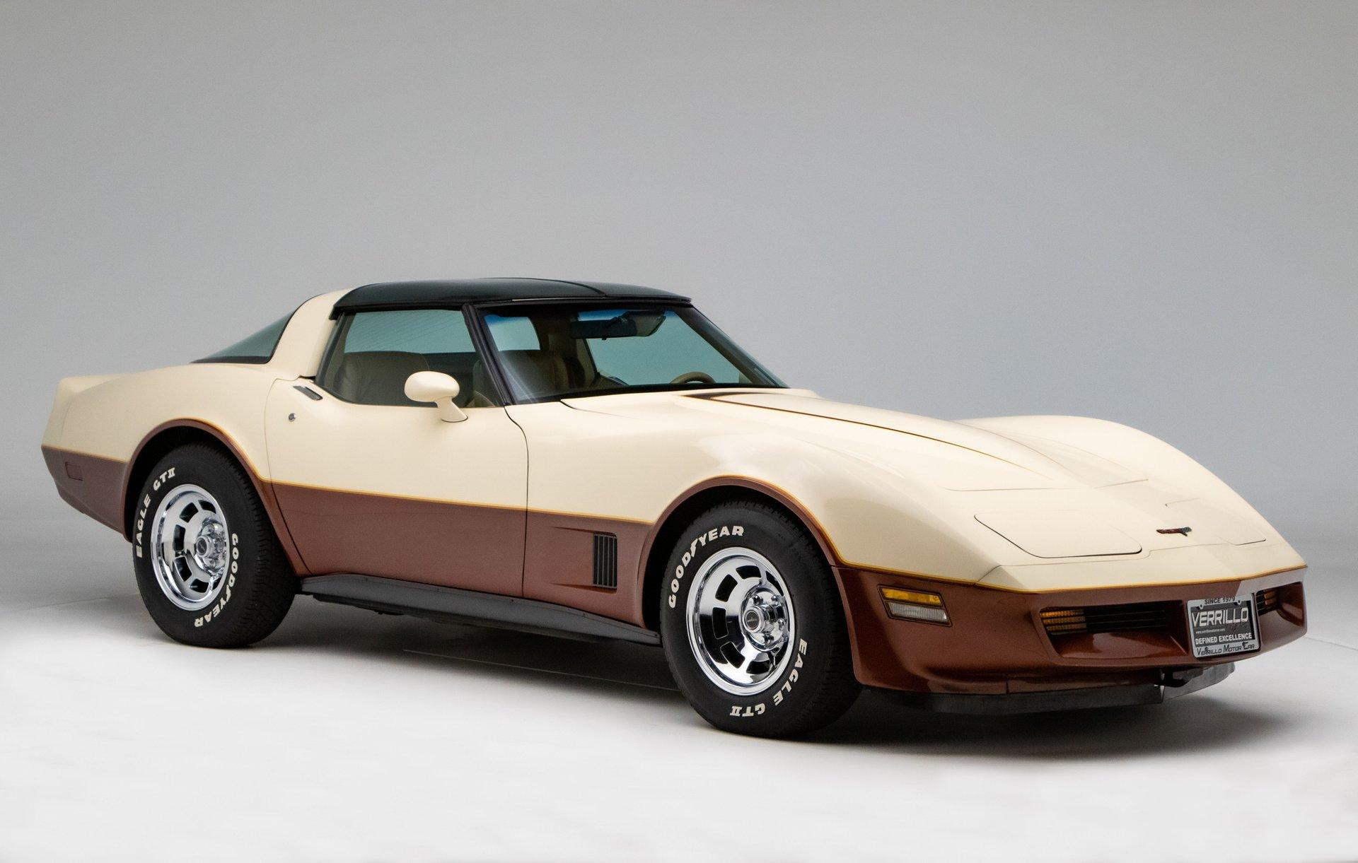 1981 chevrolet corvette 2dr coupe