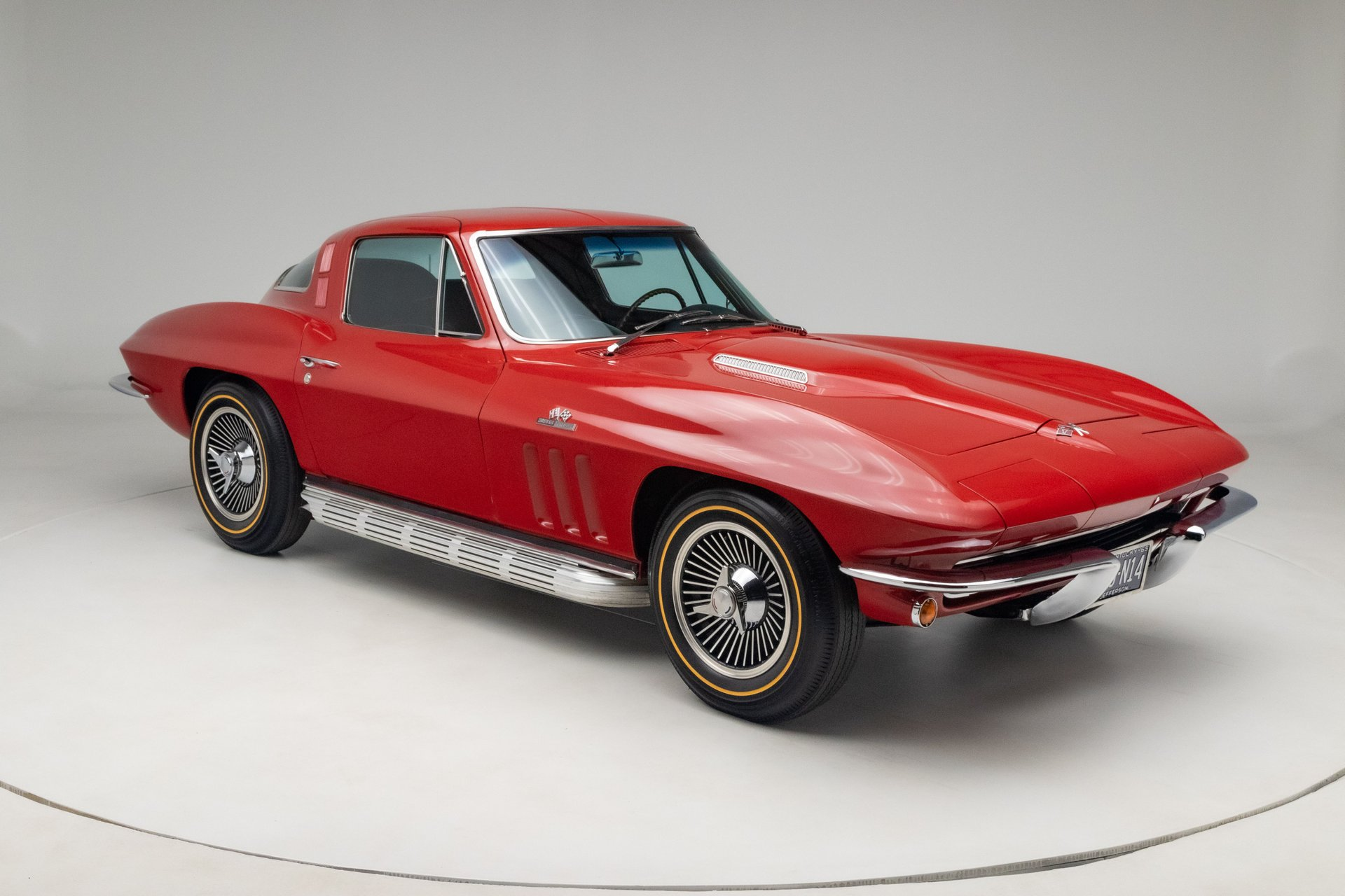 1965 chevrolet corvette coupe 396 425 hp