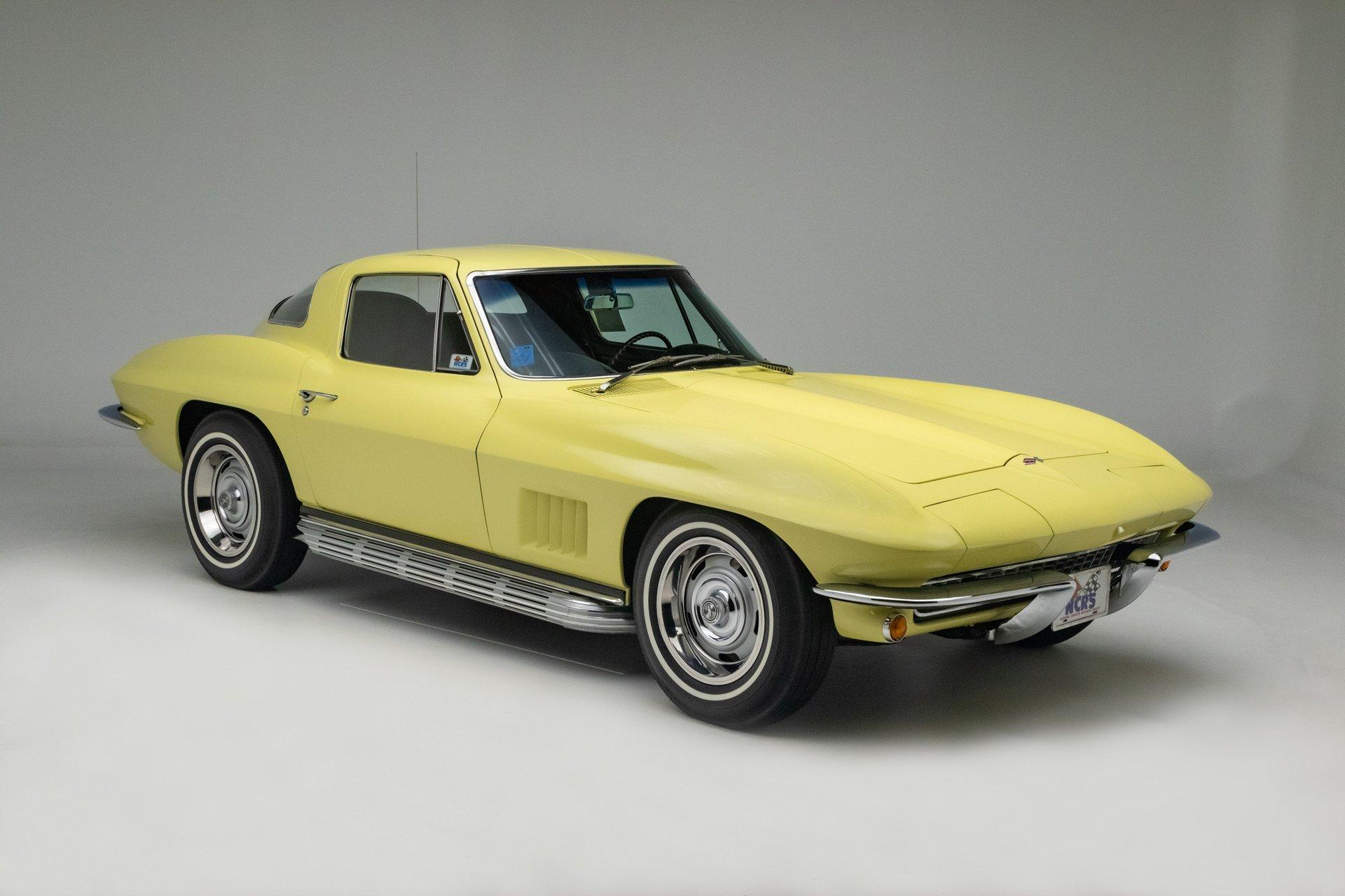 1967 chevrolet corvette 2dr coupe