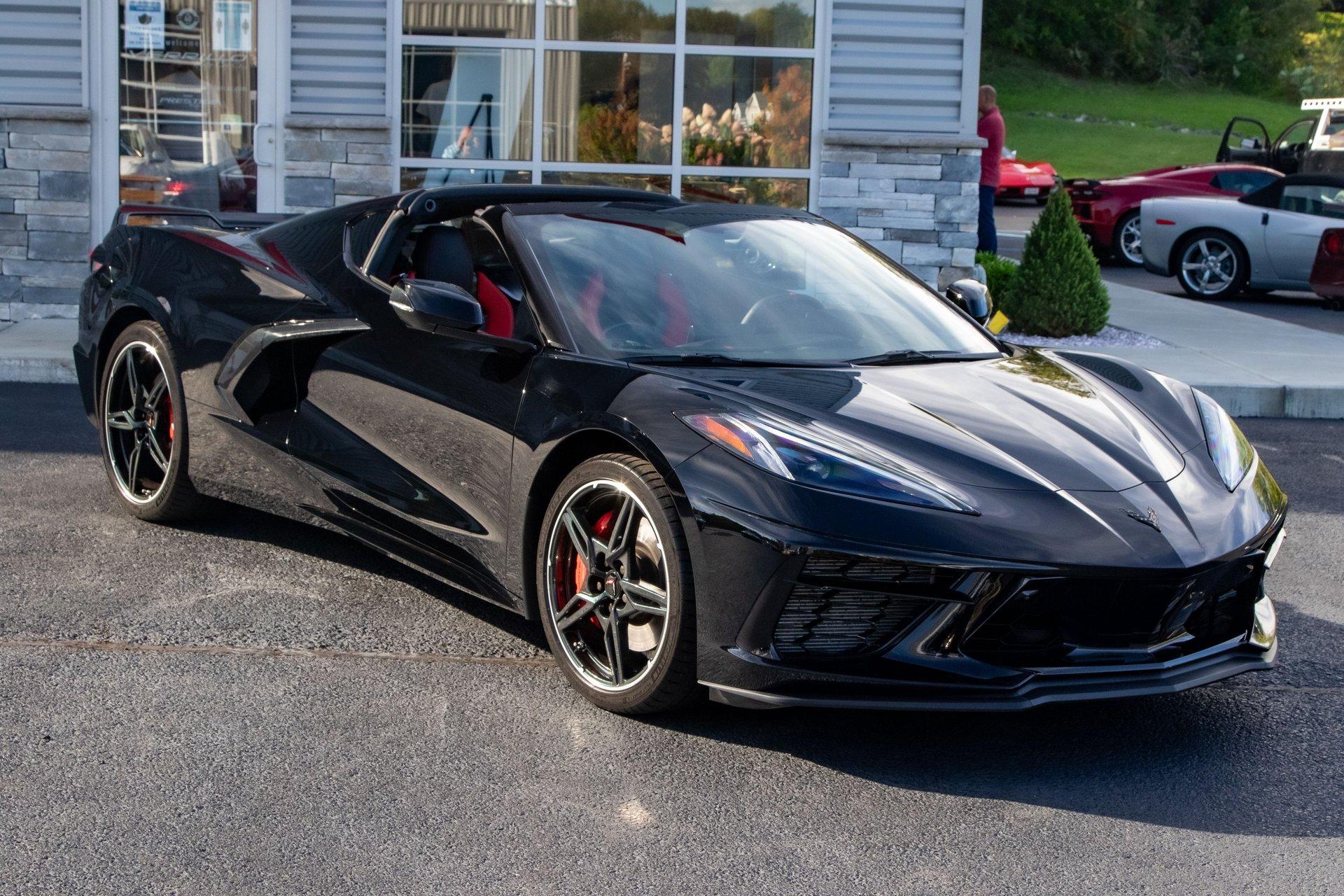 2020 chevrolet corvette 2dr stingray cpe w 3lt