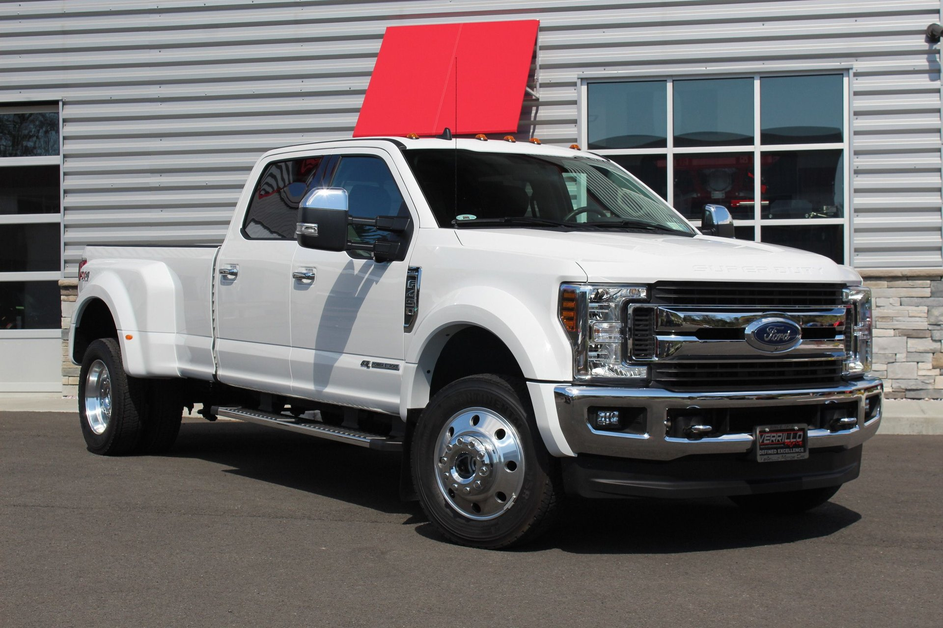 2019 Ford F-450 Super Duty  Premium Package