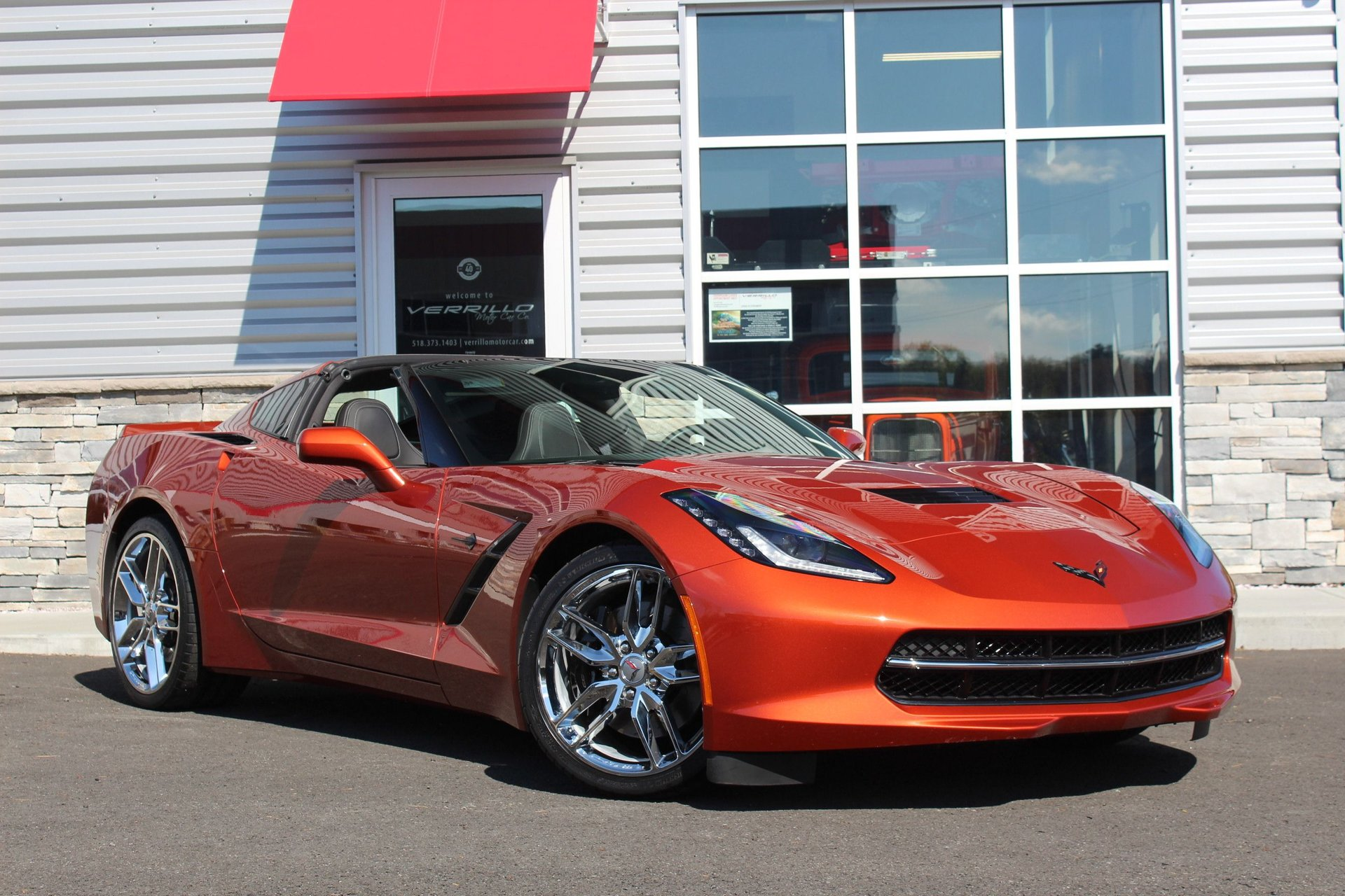 2015 chevrolet corvette 2dr stingray z51 cpe w 2lt