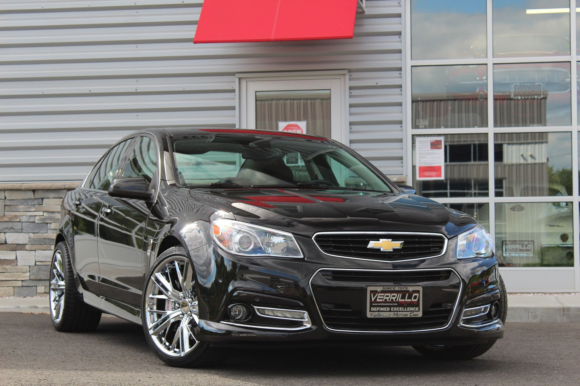 2014 chevrolet ss hennessey performance engineering