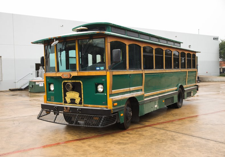 1998 Chance Trolly Bus  For Sale