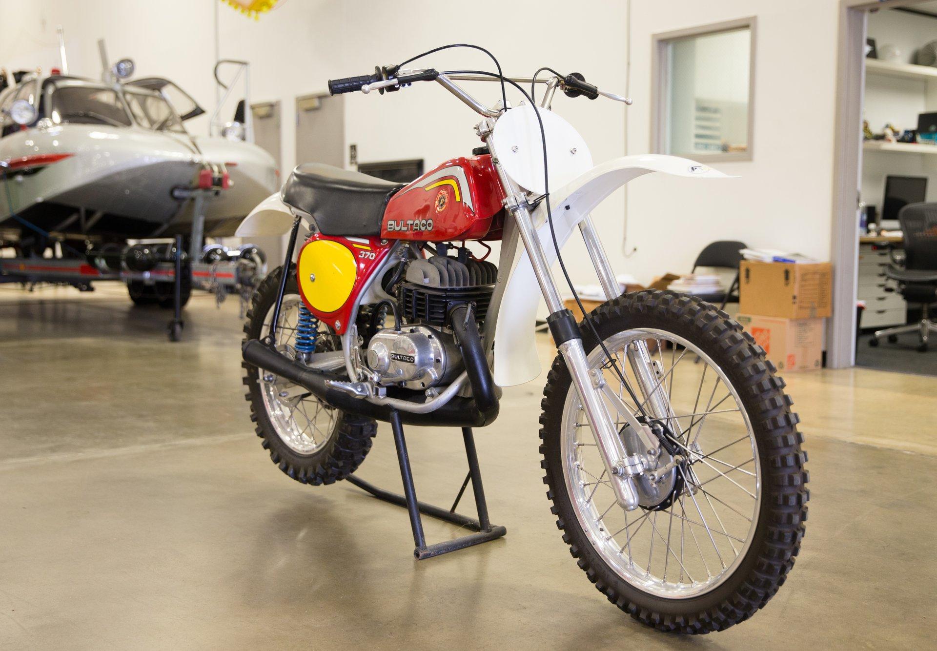 1977 Bultaco #193 Pursang 370 MK 10 for sale #2577 | Motorious