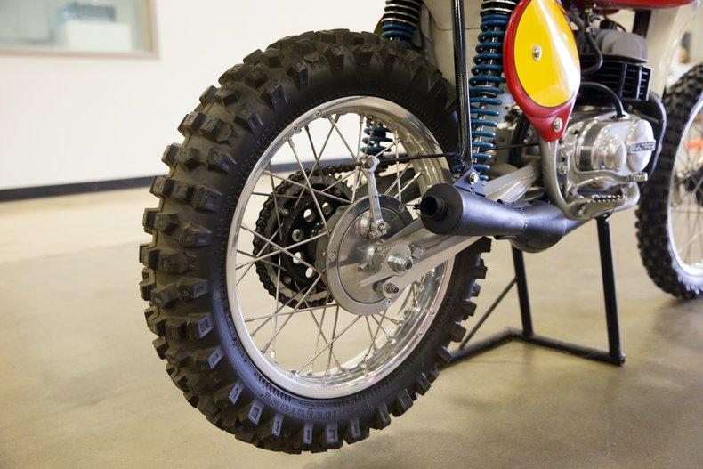 1977 Bultaco #193 Pursang 370 MK 10 | V Fine Motorcars