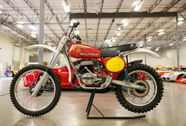 1977 Bultaco Dirt bike