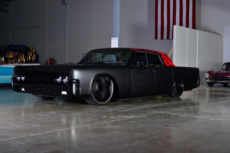 1964 Lincoln Continental V Fine Motorcars
