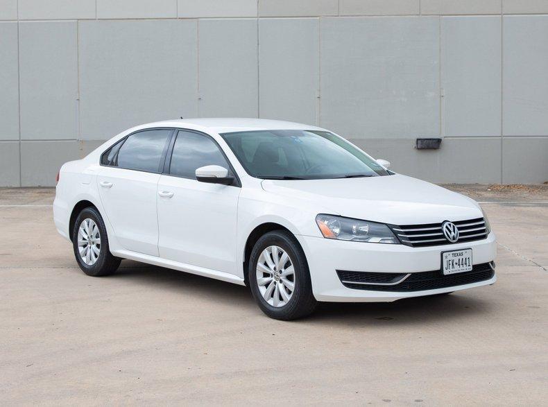 2013 Volkswagen Passat 2.5L