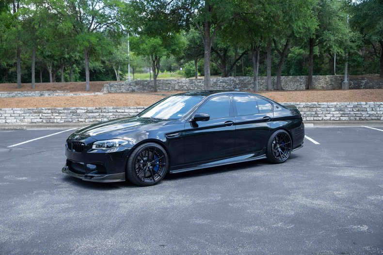 2016 BMW M5 Comp 850hp
