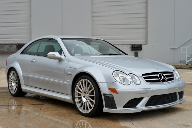 2008 Mercedes-Benz CLK63