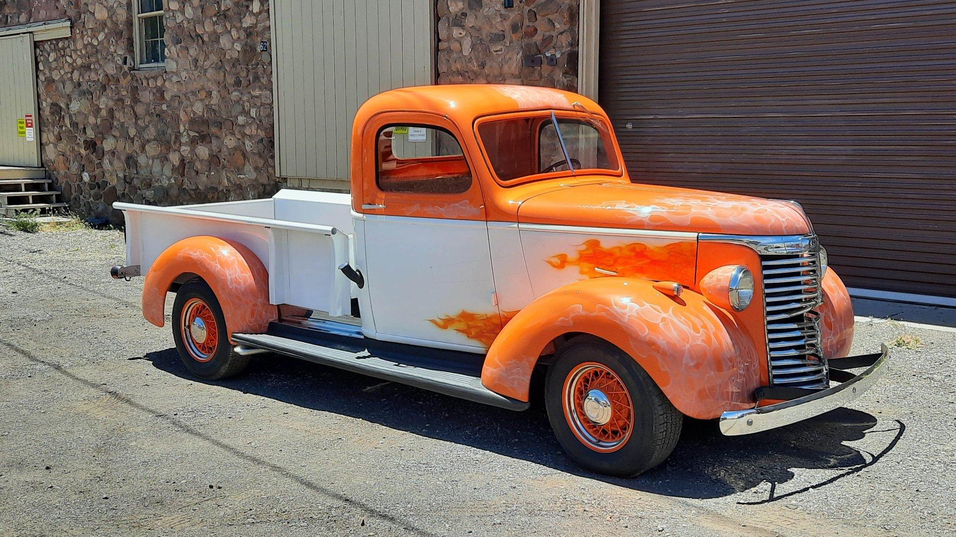1939 GMC AC102 1/2 Ton