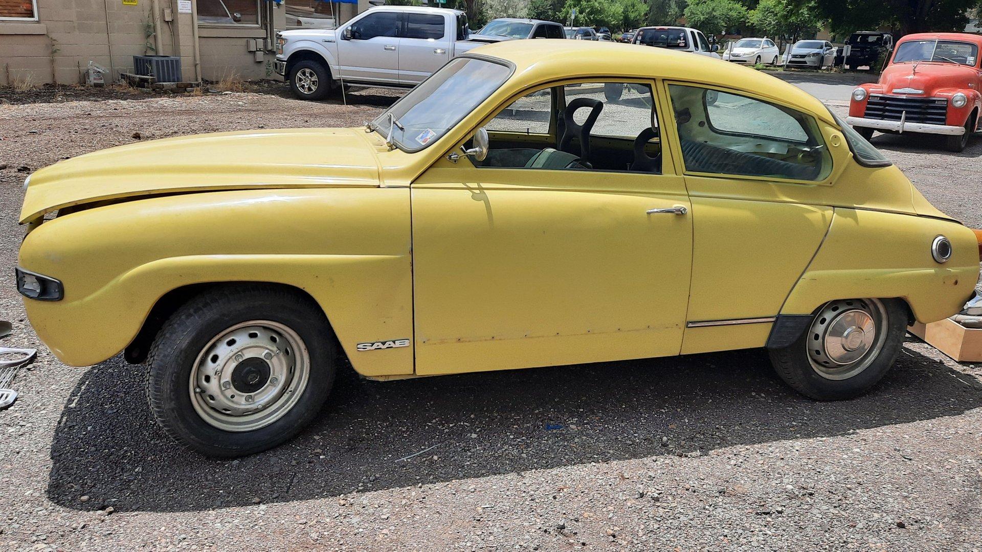 1973 SAAB 96 Sport Coupe