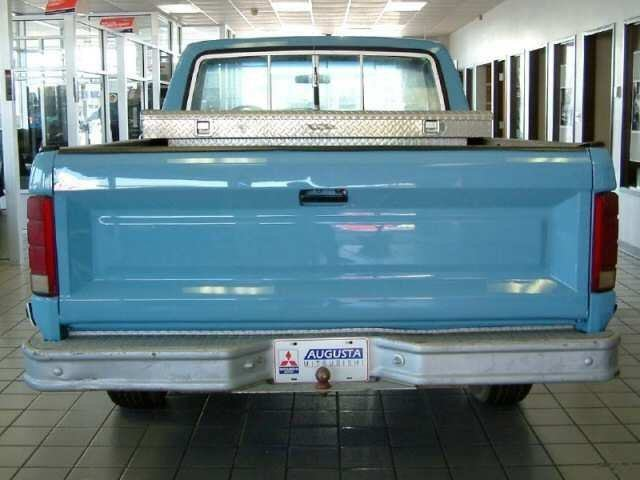 1980 Ford F-100 PICK-UP