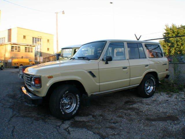 1982 Toyota fj60