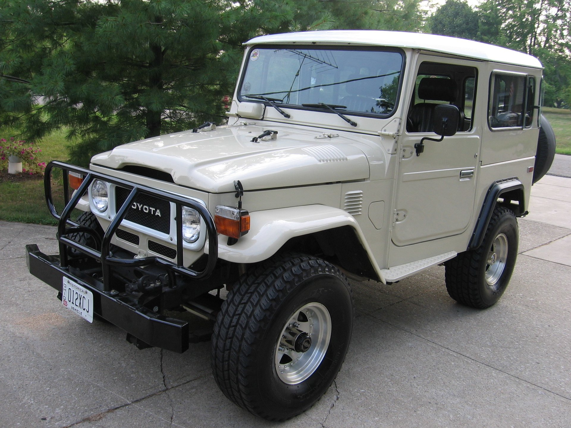 1978 Toyota FJ40 FULL CUSTOM