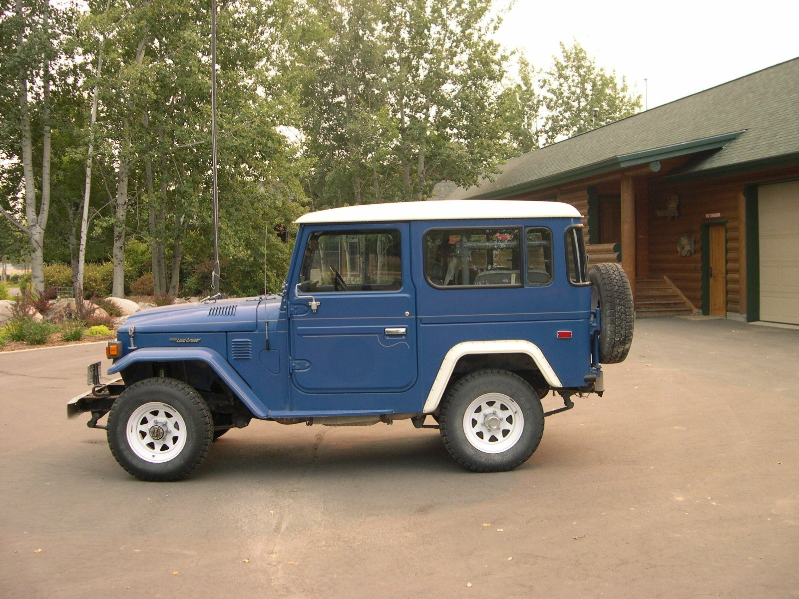 1982 Toyota FJ40 All Original Land Cruiser