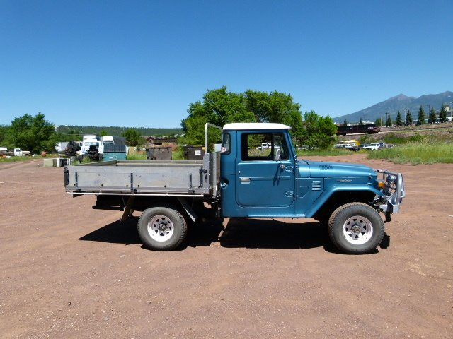 1984 Toyota FJ45 PICK-UP