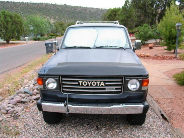 1986 Toyota HJ60 DIESEL