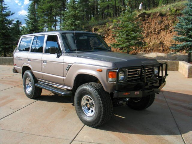 1987 Toyota fj60