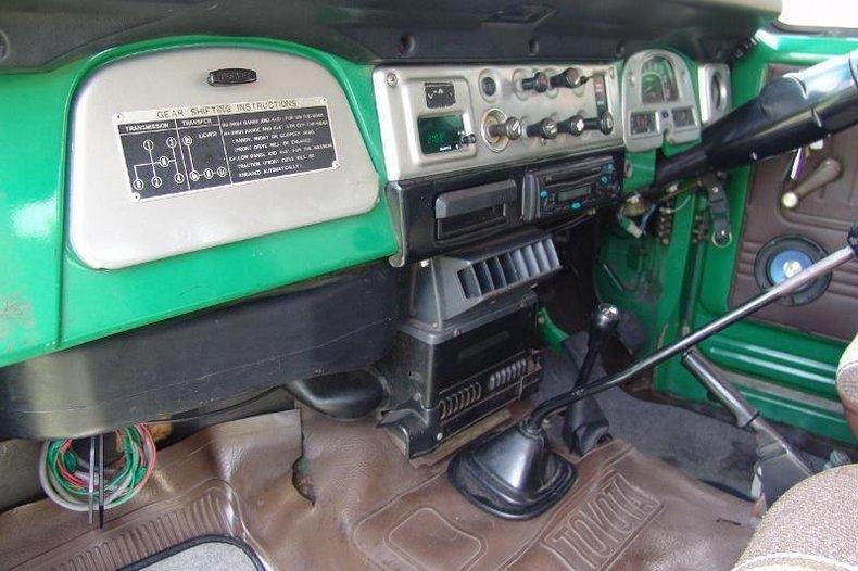 1982 TOYOTA LX BJ42 DIESEL 30MPG