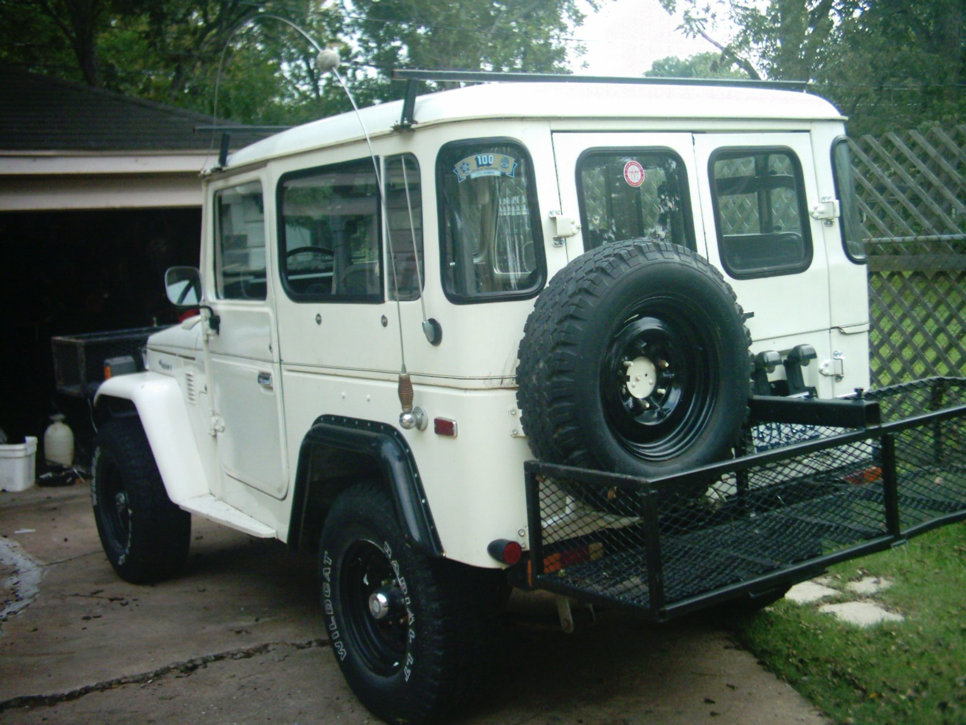 1979 TOYOTA STOCK FJ40 BEAUTIFUL