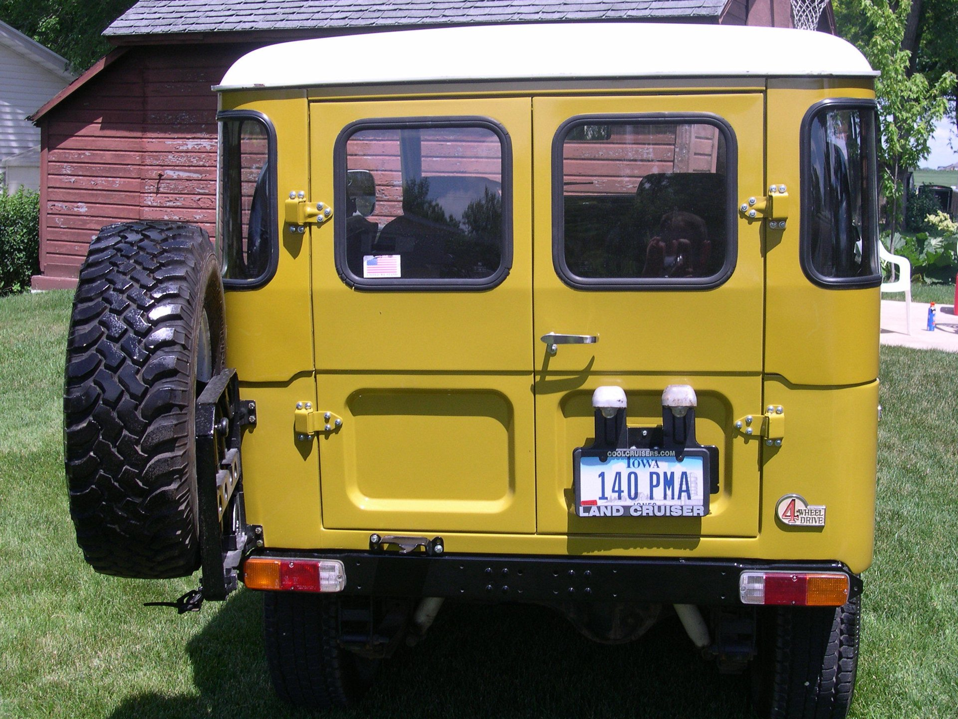 1975 TOYOTA STOCK FJ40 BEAUTIFUL