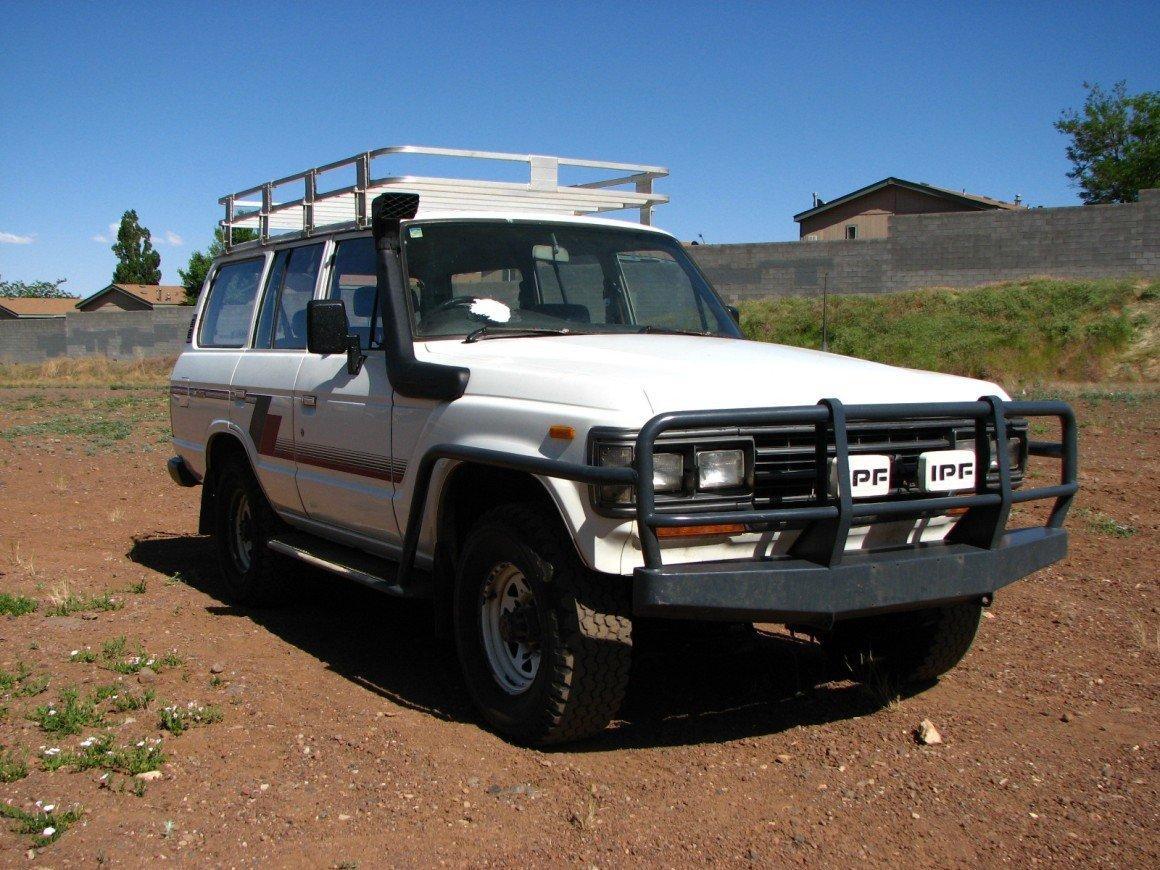 1989/80 Toyota HJ60 DIESEL
