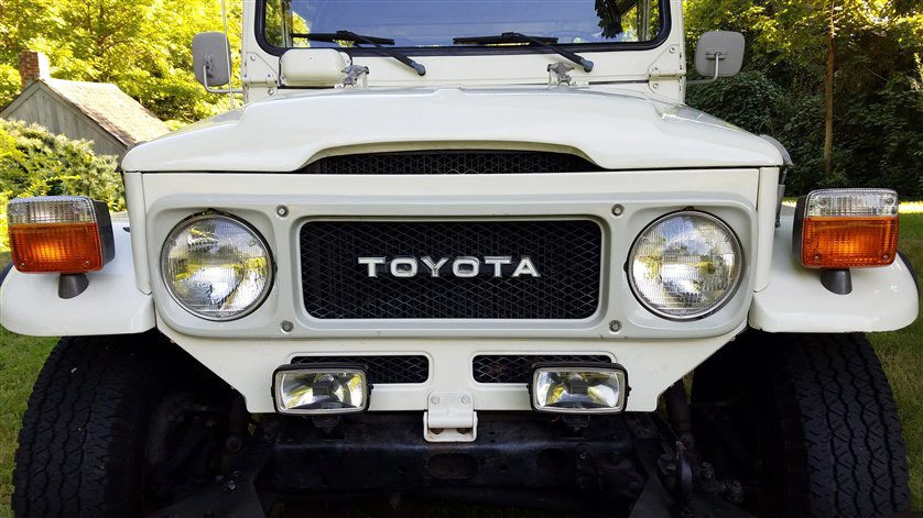 1979 Toyota Original FJ40 Low Miles